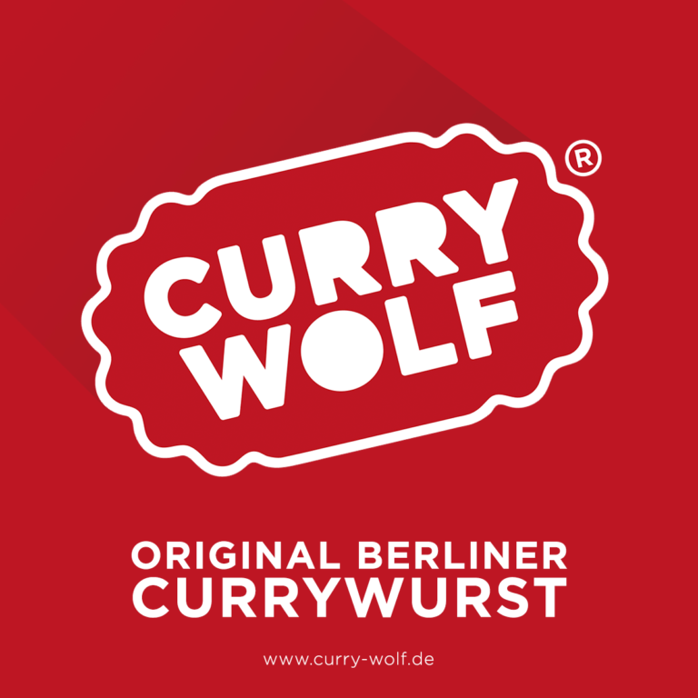 Curry Wolf Logo