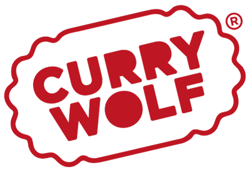 Curry Wolf Logo Currywurst Catering