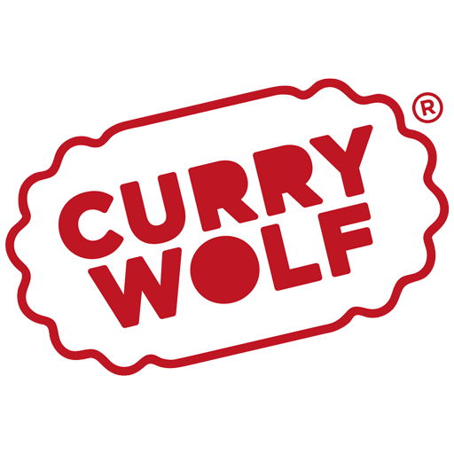 Curry Wolf - Logo