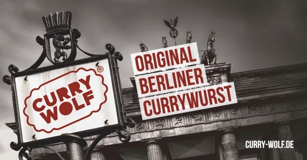 Curry Wolf - Original Berliner Currywurst